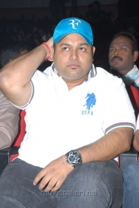 S.Thaman at Shadow Movie Audio Launch Photos