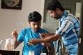 Actor Vimal at Manja Pai Movie Working Stills