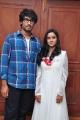 Vivek Muthyalu, Sravani at 33 Prema Kathalu Movie Logo Launch Stills