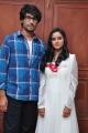 Vivek Muthyalu, Sravani at 33 Prema Kathalu Movie Logo Launch Photos