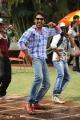 Actor Varun Sandesh dancing for the tunes of 'Ee Varsham Sakshiga'