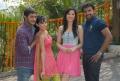 Prince, Disha Pandey, Richa Panai, Sethu at Full House Entertainment Pro No 1 Movie Opening Photos
