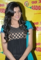 Ashritha Shetty Cute Photos in Churidar at Radio Mirchi