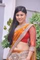 Telugu Actress Jiah Khan in Hot Saree Photos