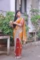 Telugu Actress Ziya Khan Hot in Saree Photos