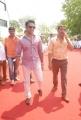 Navdeep, Dil Raju at Antha Nee Mayalone Movie Opening Stills