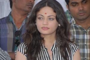 Actress Sneha Ullal Pics at Antha Nee Mayalone Movie Launch