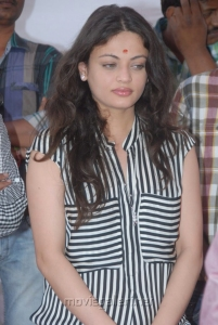 Sneha Ullal New Pics at Antha Nee Mayalone Movie Launch