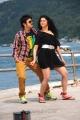 Kamalakar, Kamna Jethmalani in Band Balu Telugu Movie Stills