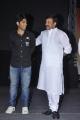 Megastar Chiranjeevi introduces Allu Sirish to Mega Fans
