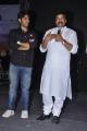Megastar Chiranjeevi promoting Allu Sirish's Gauravam.
