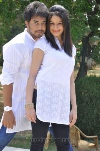 Tanish, Roopal at Band Baaja Telugu Movie Opening Stills