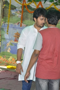 Actor Tanish at Band Baaja Telugu Movie Opening Stills