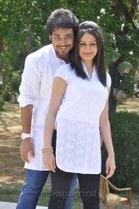 Tanish, Roopal at Band Baaja Telugu Movie Launch Stills