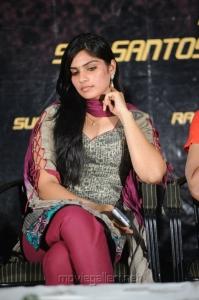Actress Deepsika at Rudhiram Movie Press Meet Stills