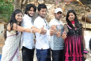 Dooram Telugu Movie Opening Photos
