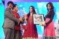Actress Charmi got TSR TV9 Special Jury Award for Mangala Movie