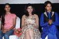 Oviya, Bindu Madhavi at Moodar Koodam Movie Audio Launch Stills