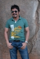 Nagarjuna Latest Stills at Greeku Veerudu Interview