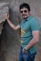 Actor Nagarjuna Latest Stills at Greeku Veerudu Interview