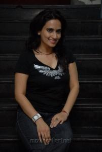 Telugu Actress Chinmayi Ghatrazu Latest Photo Shoot Stills
