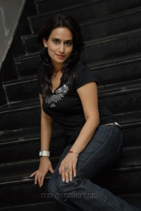 Chinmayi Ghatrazu Latest Photoshoot Stills in Black Dress