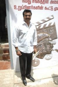 Sarathkumar at Director Union New Office Building Opening Stills