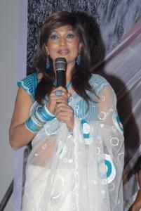 Actress Ramya Sri at O Malli Telugu Movie Logo Launch Stills
