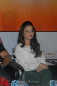 Nisha Agarwal Cute Stills @ Sukumarudu Platinum Function