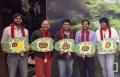 Kalyana Samayal Saadham Mella Sirithai Single Track Release Stills
