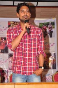 Actor Varun Sandesh at Saradaga Ammayitho Movie Press Meet Stills
