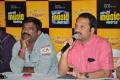 Chandrabose, RP Patnaik @ South Mirchi Music Awards 2012 Announcement Stills