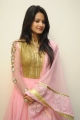Telugu Actress Monika Singh Stills at Pakado Pakado Logo Launch