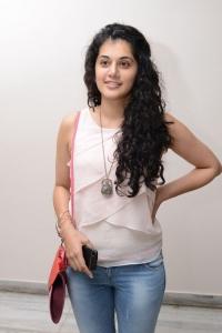Telugu Heroine Taapsee Pannu Latest Photos