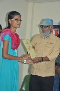 Director Balu Mahendra @ RKV Film and TV Institute First Convocation Photos