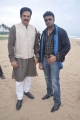 Devan, Riyaz Khan @ Thigar Movie Shooting Spot Stills