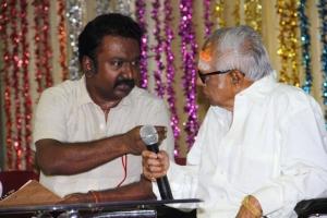 SA Rajkumar, M.S.Viswanathan @ Music Directors Association Swearing in Ceremony Stills
