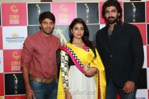 Tolly Celebs Announce SIIMA Awards 2013