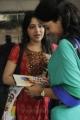 Ramya, Bindu Madhavi at Desingu Raja Movie Team Interview Photos