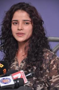 Actress Piaa Bajpai at Dalam Movie Success Meet Photos