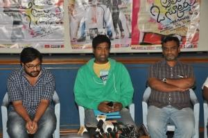 Vennela Kishore at Athadu Aame O Scooter Press Meet Stills