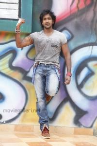 Actor Manchu Vishnu in Doosukeltha Movie Images