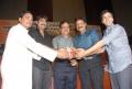 Sri Rama Rajyam Memory Card Launch