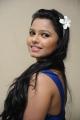 Telugu Actress Naveena Jackson Stills @ Daughter Of Varma Interview