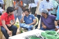 Bezawada Rowdilu Working Stills