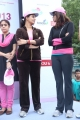 Pinky Reddy, Lakshmi Prasanna @ Pink Ribbon Walk 2013 Hyderabad Photos