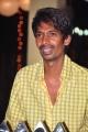 Actor Dhanraj @ Emo Emavuno Movie On Sets Press Meet Photos