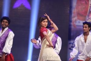 Barbie Handa Saree Hot Stills @ Prema Geema Jantha Nai Audio Release