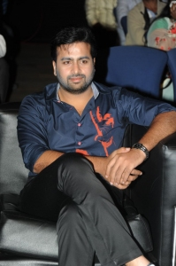 Actor Nara Rohith @ Prathinidhi Audio Release Function Photos