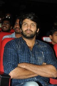 Actor Arya @ Aata Arambam Movie Audio Launch Stills